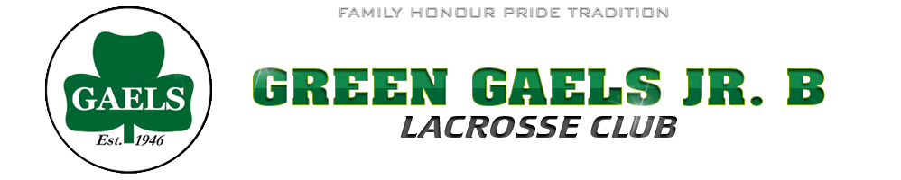 Green Gaels Junior B Lacrosse Club
